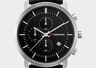 Casual Chronograph